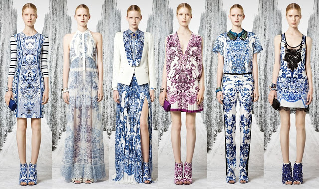 desfile Cavalli Resort  2013
